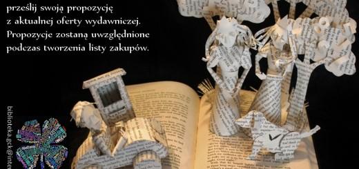 ogłoszenie książki
