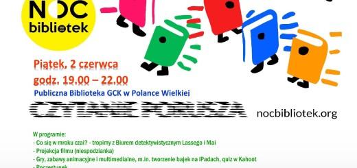 Noc Bibliotek plakat_1