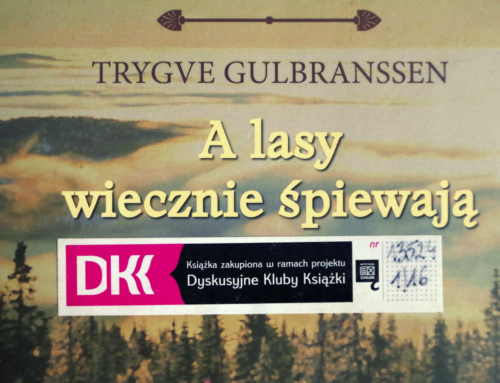 Gdy mroźny wiatr smaga – norweska saga