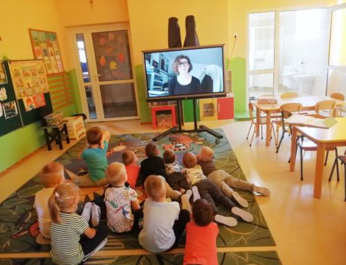 Wirtualne spotkanie z Katarzyną Wasilkowską