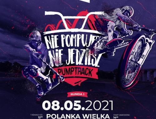Zawody na pumptracku w Polance Wielkiej – zapisy